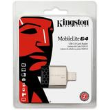 Kingston MobileLite G4, USB3.0 minneskortläsare