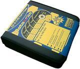 Datawrite Förvaringsväska 240 skivor, svart
