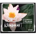Kingston minneskort, CompactFlash (CF), 4GB