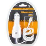 Deltaco Strömadapter från Cigguttag 12~24V till 5V 1A USB Typ Micro B ha, 1,1m