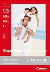 Canon GP-501 photo paper glossy 10x15 100 ark