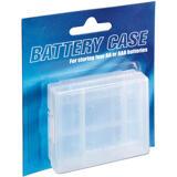 Goobay Batteribox för 4 st AA eller AAA batterier