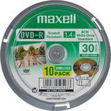 Maxell DVD-R 8cm, 10 pack