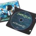 AM CD Pockets för CD-skivor, 50-pack