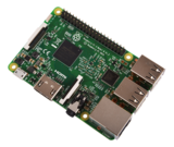 Raspberry Pi 3 Model B - (Bulk)