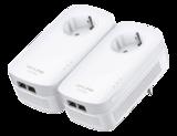 TP-Link TL-PA7020P Kit - AV1000 2-port Gigabit Passthrough Powerline Starter Kit, vit