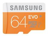 SAMSUNG MicroSD EVO 64GB Class10