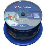 Verbatim BD-R  6x, printable, 50-pack