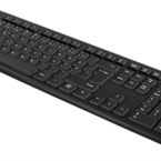 Deltaco Tangentbord, nordisk layout, USB, 1,1m kabel, svart
