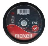Maxell DVD-R 16x, 100 pack
