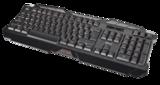 TRUST GXT 280 18 Gaming Keyboard, usb
